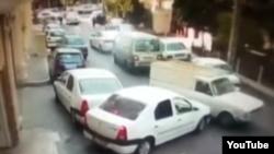 حادثه روز ۱۴ مهر امسال در قسمتهای شمالی خیابان شریعتی تهران رخ داده است.