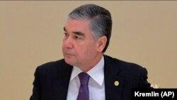 Türkmenistanyň prezidenti Gurbanguly Berdimuhammedow