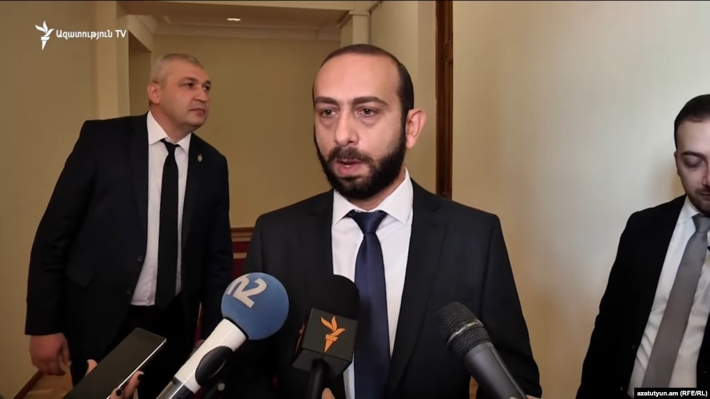 Спикер НС: «Газпром Армения» подала заявку в неподходящее время