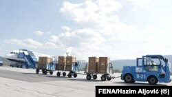 F.H. Srebrena Malina (Silver Raspberry) was reportedly granted an import license for ventilators days after 80 of the expected 100 machines arrived in the Bosnian capital, Sarajevo, on April 25.