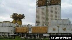 Ռուսաստանի գիտությունների ակադեմիայի շենքը, արխիվ