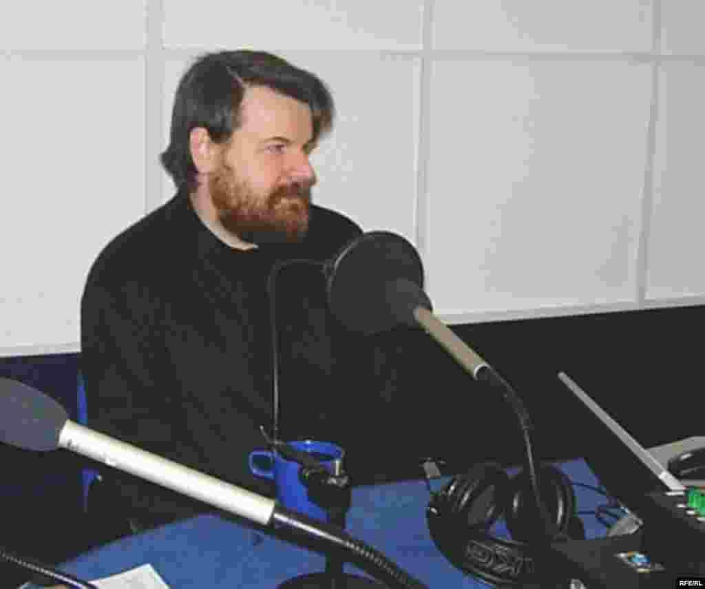 Сергей Мулин, редактор отдела политики «Новой газеты»
