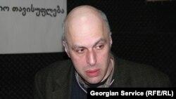 Эксперт по вопросам регионального управления Давид Лосаберидзе
