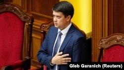 23 вересня Разумков направив закон про Офіс генпрокурора на підпис президенту України