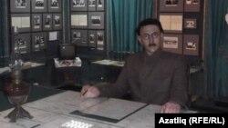 Ишембайдагы Зәки Вәлиди музее