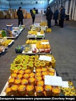 Изъятый в Петербурге сыр готовится к сожжению