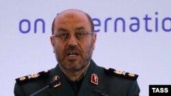 حسین دهقان، وزیر دفاع ایران