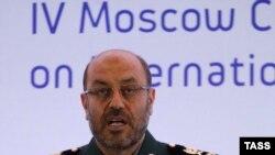 حسین دهقان، وزیر دفاع ایران در مسکو