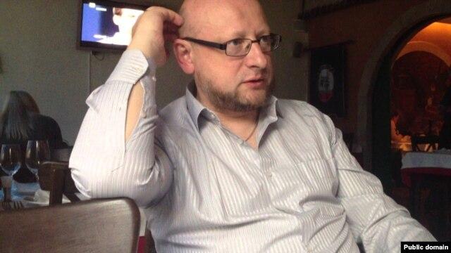 Russia - Political analyst Modest Kolerov.