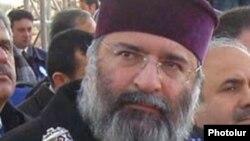 84-й Константинопольский патриарх ААЦ архиепископ Месроп Мутафян (архив)