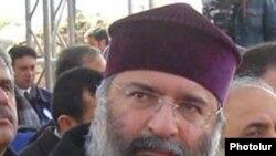 Духовный предводитель армянской общины Турции, Константинопольский патриарх Месроп Мутафян