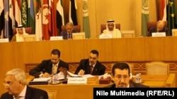 البرلمان العربي في دورة أعماله العادية المنعقدة في مقر الجامعة العربية بالقاهرة