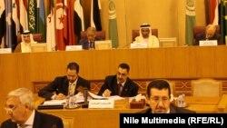 البرلمان العربي في جلسة سابقة بالقاهرة