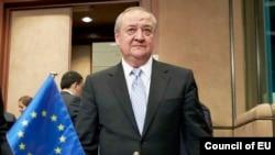 Министр иностранных дел Узбекистана Абдулазиз Комилов