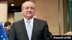Абдулазіз Комілов, міністр закордонних справ Узбекистану
