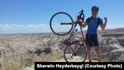 کمپین دوچرخهسواری «از اطلس تا آرام»/ برای دیدن عکسهای بیشتر روی این عکس کلیک کنید