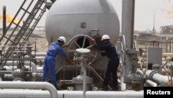 البصرة:حقل الرميلة النفطي
