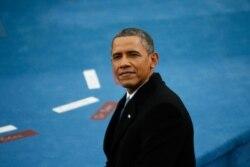 Инаугурационная речь Обамы и его второй президентский срок