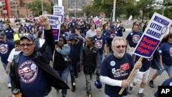 День труда в США не политический праздник?