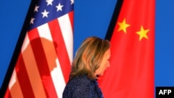 U.S. Secretary of State Hillary Clinton's visit to Beijing has been overshadowed by the Chen case.