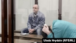 Віктор Сяргель та Наталія Колб на лаві підсудних