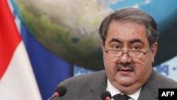 هوشیار زیباری، وزیر خارجه عراق.