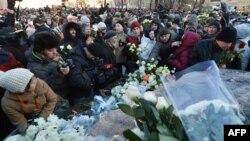 Соловецкий камень. 15 декабря