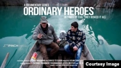 Ordinary heroes - a documentary series - June 8th 2014