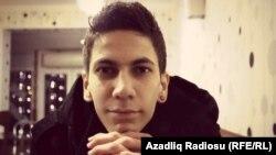 Azerbaijani opposition activist Dashqin Malikov