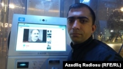 Azerbaijan. Baku. 5Apr.2014 FLashmob Rasulzade 130