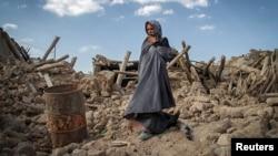 მიწისძვრის შედეგები ირანში