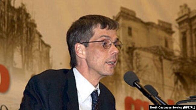 Оливье Дюпюи, бывший член Европарламента от радикальной партии