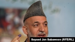 """President Hamid Karzai said the operation was """"a blatant violation of Afghanistan's sovereignty and of international laws."""""""
