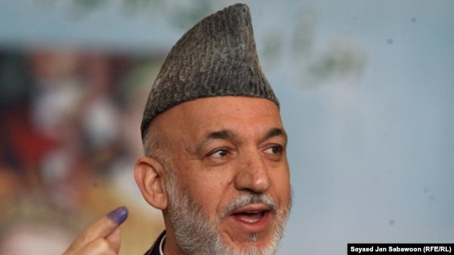 "President Hamid Karzai said the operation was ""a blatant violation of Afghanistan's sovereignty and of international laws."""