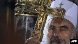 Новый патриарх Сербской православной церкви Ириней