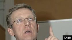 Finance Minister Aleksei Kudrin