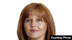 Suzana Grubješić, jedan od osnivača stranke G17 Plus