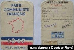 Mnogi od raseljenih Sovjeta bili su odani Komunističkoj partiji dok su živeli u Francuskoj.
