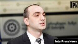 Georgia -- Giorgi Kadagidze, President Of The National Bank Of Georgia, Tbilisi, 13May2013.