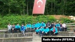 Нохчийн берийн спортан клуб. Истанбул. 2017.