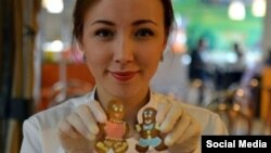 """Хозяйка чебоксарской кондитерской """"Брауни"""" Екатерина Николаева. Фотография из соцсети"""