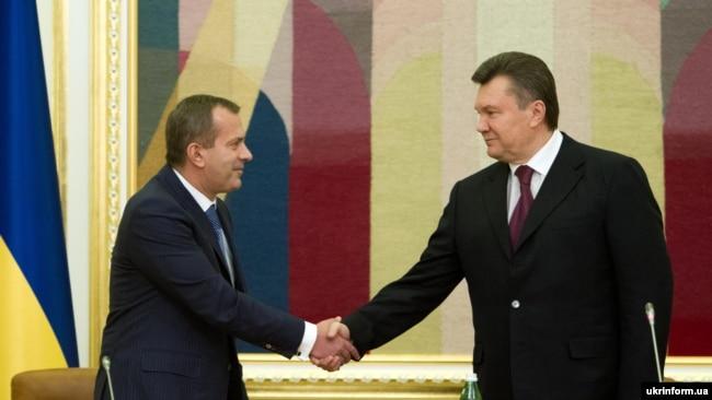 Коли Віктор Янукович ще був президентом, Андрій і Сергій Клюєви входили до його найближчого оточення