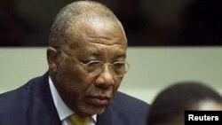 Ish-presidenti i Liberisë, Çarlls Tejllor.