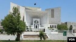 په پاکستان کې د ستر خيانت مقدمه د پخواني پوځي واکمن پرويز مشرف پرضد درج کړل شوې وه