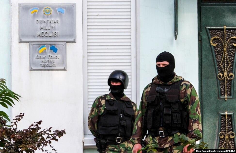Crimean Tatar assembly #1
