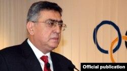 Milli Olimpiya Komitəsinin vise-prezidenti Çingiz Hüseynzadə
