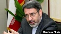 عبدالرضا رحمانی فضلی، وزیر کشور.