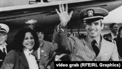 Джон Маккейннің әскери ұшқыш кезі