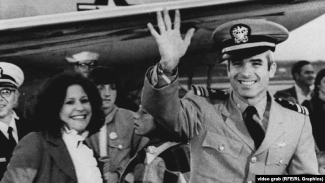 John McCain, 1973