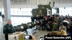 Prezentacija ruskog projektila